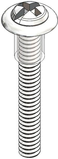 Dura-Tec Lens Screws