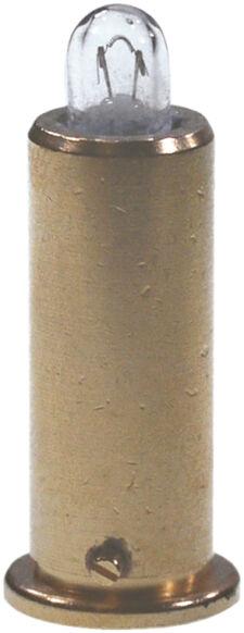 Ophthalmoscope/Keratoscope Bulb 1011P7034 3.5V for Keeler Practitioner/Medic Vista/Vista 20/Klein 2/pkg