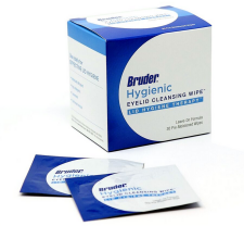 Bruder Hygienic Lid Cleansing Wipes