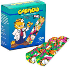 Garfield Adhesive Bandages