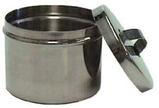 Ointment Jar with Cover and Handle