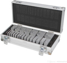 Luneau Vertical Prism Bars with Case