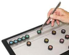Magnetic Farnsworth D15 Dichotomous Color Test