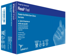 Cardinal Health™ Flexal® Feel Nitrile Exam Gloves 300/Box