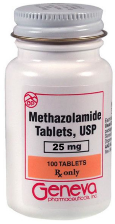 Methazolamide Tablets