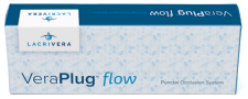 Lacrivera VeraPlug™ Flow Sterile Preloaded