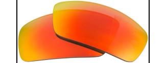 Pre-edged Plano Polarized Sun Lenses