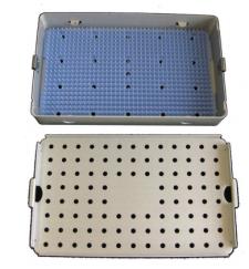 Optimal Aluminum Instrument Trays