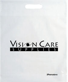 "Non-Personalized Patient Supply Bags, Clear 10"" x 13"""