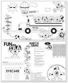 """Fun with IRA"" Activity Sheet"