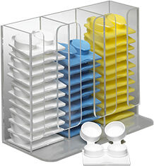 Acrylic Flat Pack Dispenser