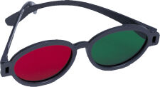 Red/Green Goggle