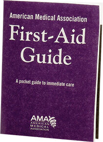 AMA First-Aid Guide